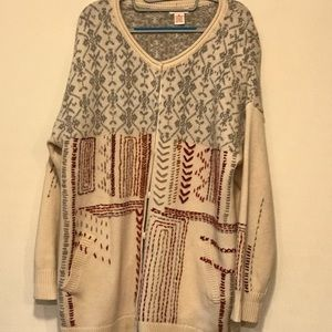 Sundance sweater, cardigan.
